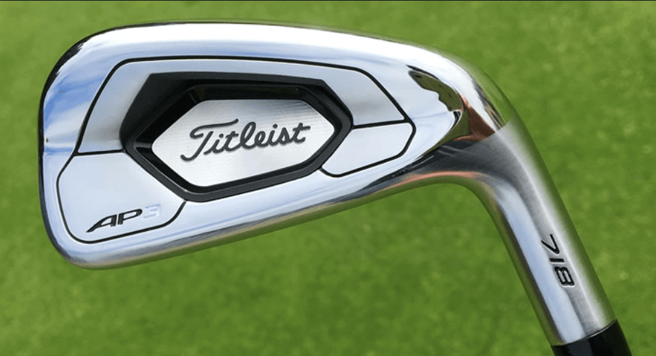 Titliest 718 AP3 Irons