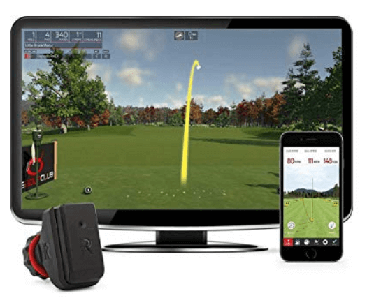 rapsodo r motion golf simulator