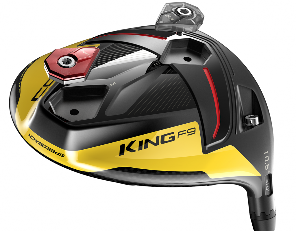 Cobra golf king f9